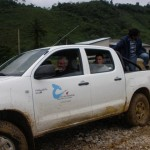 Proyecto Cipaguate (construccion de Santa Clara, becas y entrega de un vehículo)